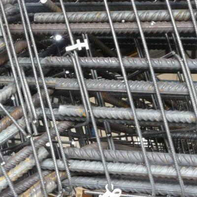 Wapening Y kolom - van den berg beton