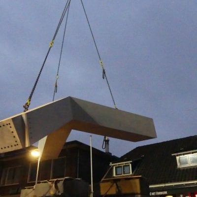 Transport Y kolom - van den berg beton