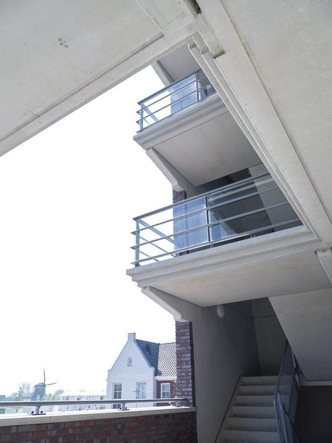 Havengebouw Amsterdam Van den Berg Beton