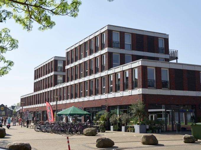 Winkelcenterum Vathorst Amersfoort betonelementen Van den Berg Beton