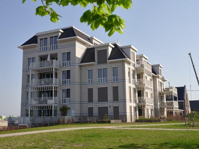 Luxe appartementen Harderwijk Elementen Van den Berg Beton