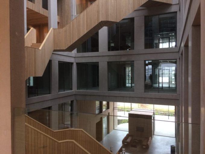 Plus Ultra Wageningen Elementen Van den Berg Beton