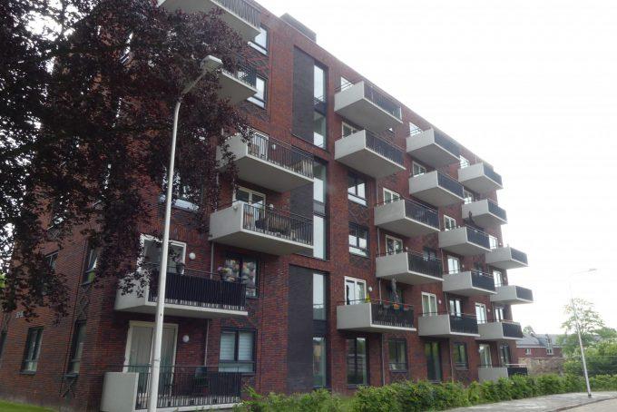 Friese Wal Zwolle | Van den Berg Beton