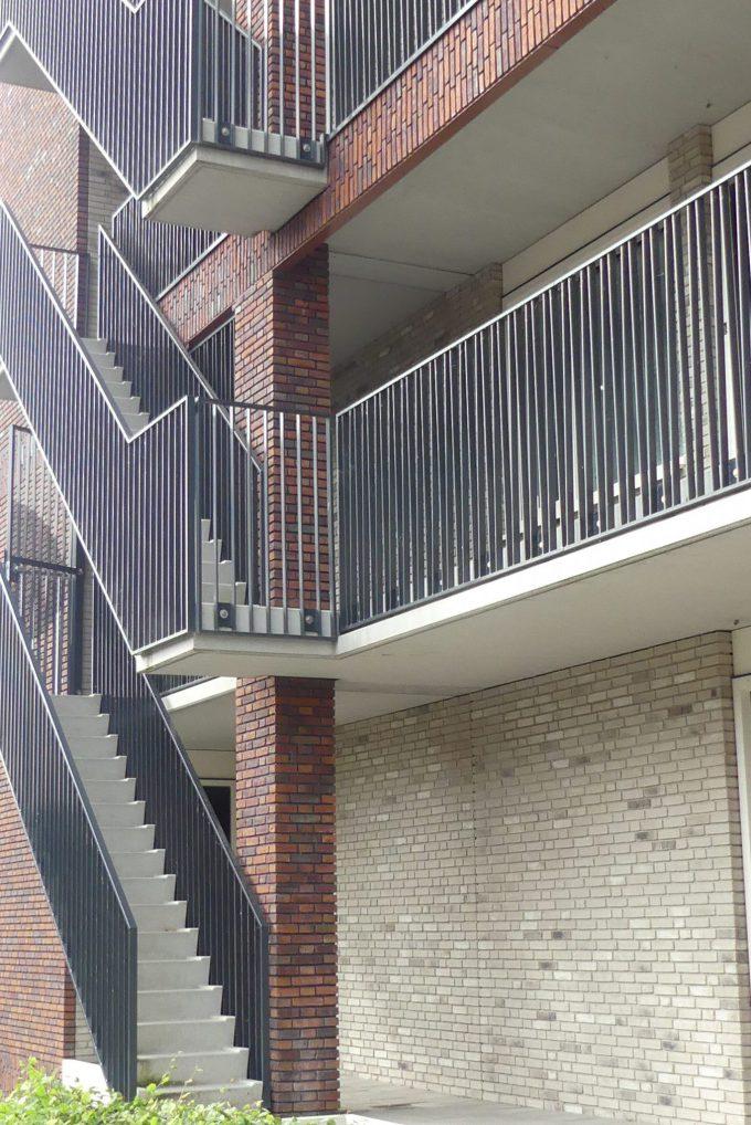 Appartementen Geert Groote straat | Van den Berg Beton