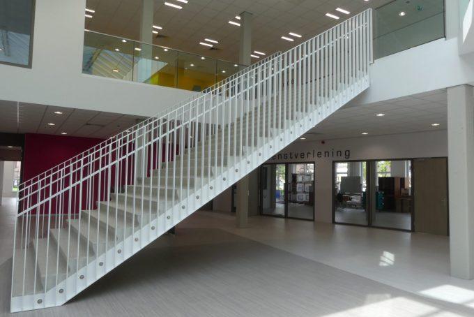 Campus Kollum | Van der Berg Beton